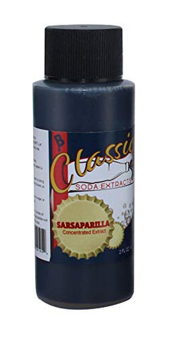 Brewer's Best Classic Soda Extract Sarsaparilla - 2 Ounces