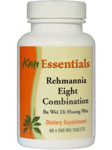 Rehmannia Eight 60 Tablets (Vet Line)