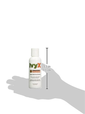 Poison Oak and Ivy Pre Contact Ivy X 4 Oz Solution (1 Bottle)