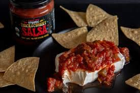 Trader Joe's Thick & Chunky Salsa 16 oz (Pack of 3)