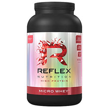 Reflex Nutrition Micro Whey - 909g Tub - Strawberry