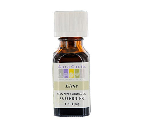 Aura Cacia Essential Oils Lime