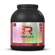 Reflex Nutrition Micro Whey 2.27Kg/5Lb Chocolate Whey Protein Isolate Supplement