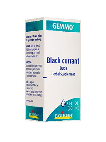 BOIRON USA - Black Currant/Ribus nigrum 2oz [Health and Beauty]