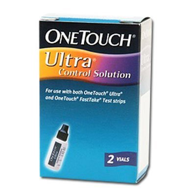 OneTouch Ultra Control Solution - Single Vial