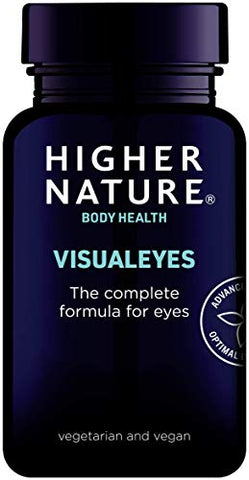 Higher Nature Visualeyes - Pack of 90 Capsules