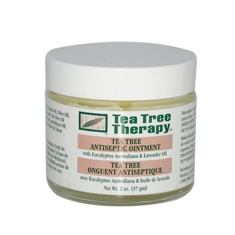 Tea Tree Therapy Tea Tree Oil Ointment, 2 oz (3 pack)