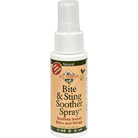 Bug & Sting Soother Spray 2 OZ