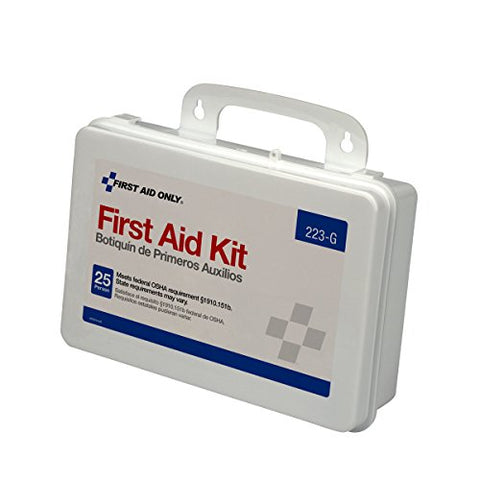 First Aid Only - 223-G Bulk First Aid Kit with Gasket