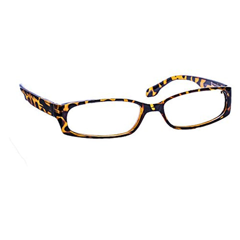 Reading Glasses 2.00 Single Tortoise (1 Pair) F503 TruVision Readers