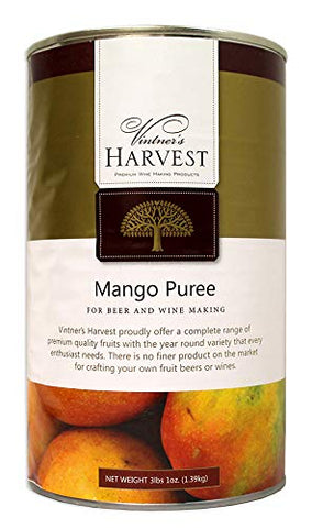 Vintner's Harvest Mango Puree 49oz