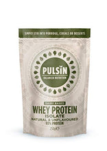Pulsin' Protein Isolate, Whey, 0.58 Pound