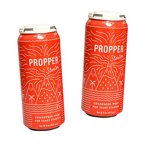 Propper Starter- Condensed Wort for Yeast Starter (16 oz) 2 Pack