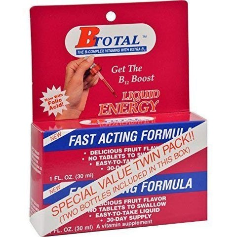 Sublingual Products Subling B Total Bonus Pak 2 Fz