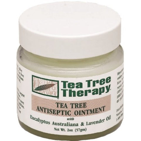 Tea Tree Therapy: Tea Tree Oil Ointment, 2 oz (6 pack)