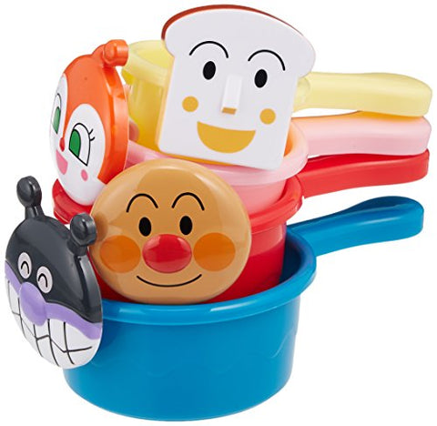 Shower cup piled in Anpanman bath (japan import) by Joy palette