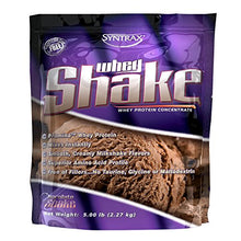 Whey Shake, Chocolate Shake, 5 Pounds