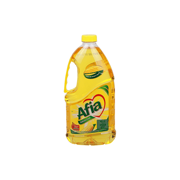Afia Corn Oil (1.8 L)