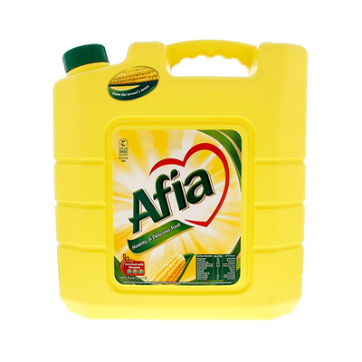Afia Corn Oil 9 Ltr