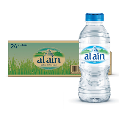 Al Ain Water Low Sodium (330 ml x 24)