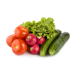 Fresh Vegetables Box (Small)