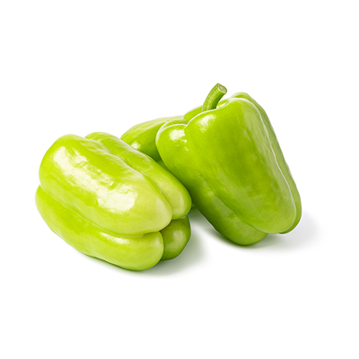 Green Bell Pepper (250 Gr.)