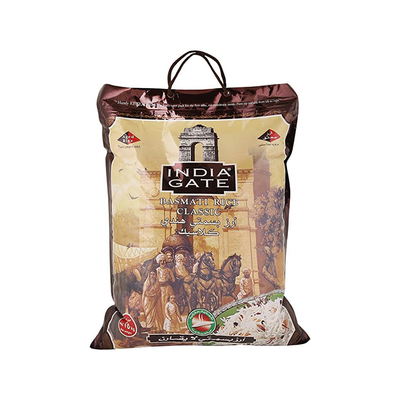 India Gate Basmati Rice Classic 10 Kg