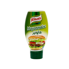 Knorr Mayonnaise Regular 532 ml