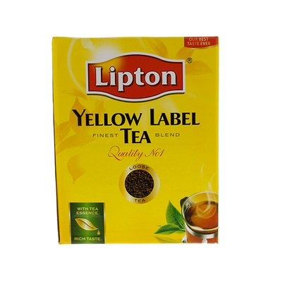Lipton Yellow Label Loose Tea 1600 Gm