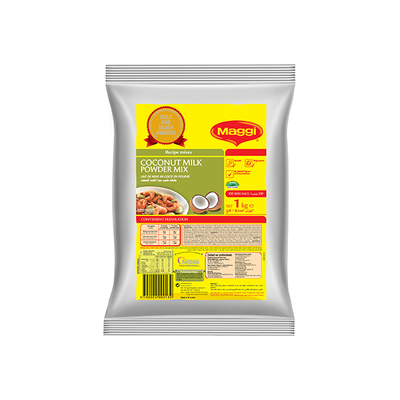 Maggi Coconut Milk Powder Mix 1 Kg