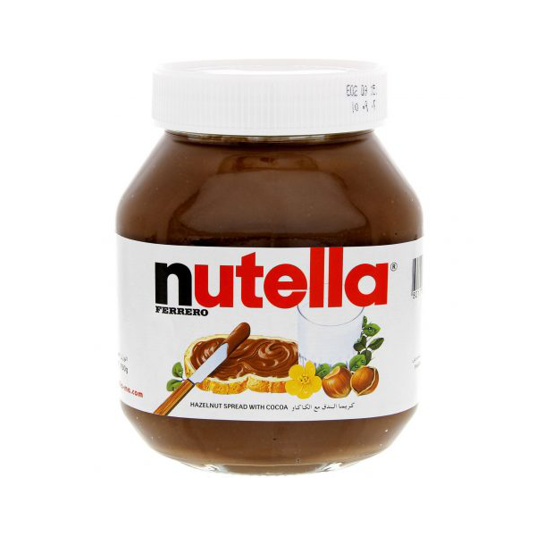 Nutella Hazelnut Cream (750 gr)