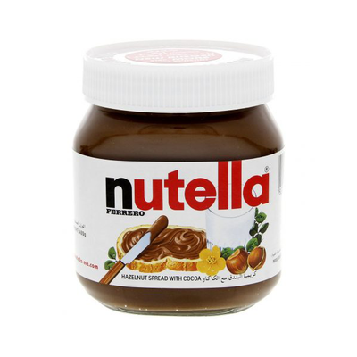 Nutella Hazelnut Spread (400 gr)