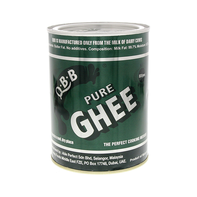 Q.B.B Pure Ghee 800 gm