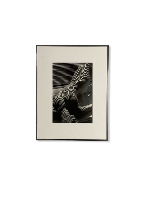 LUCIEN CLERGUE INVITATION CARD FRAMED (SOLD OUT)