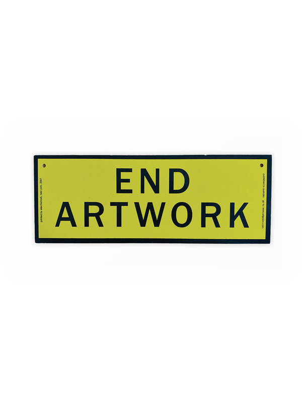ARTWORK AHEAD END ARTWORK