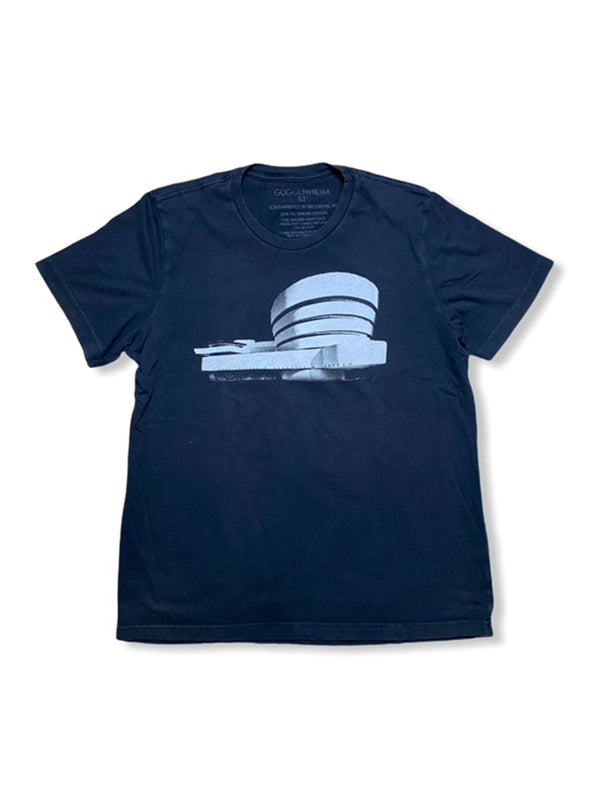 GUGGENHEIM MUSEUM T SHIRT VINTAGE SOLD OUT