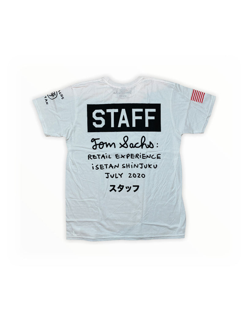 TOM SACHS T SHIRT SOLD OUT