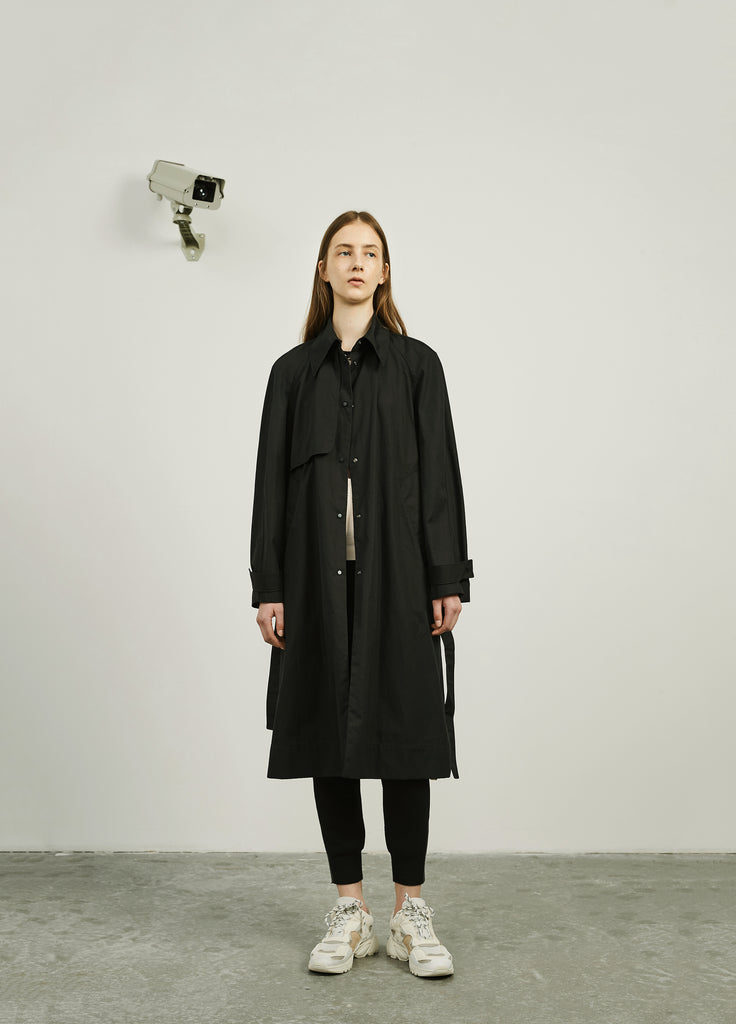 Cotto Trench Coat