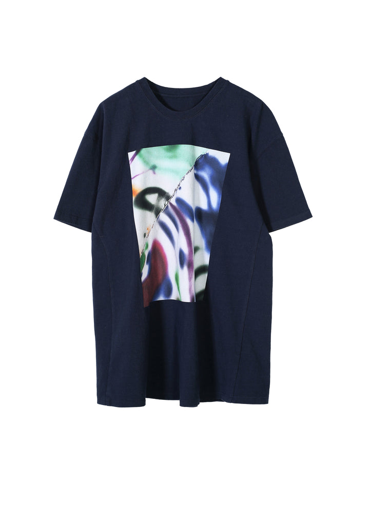Load image into Gallery viewer, Young and fun long T-shirt