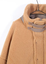 Load image into Gallery viewer, Teddy Bear Fleece Jacket