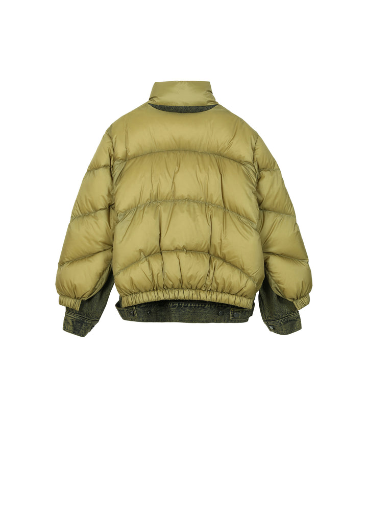 Load image into Gallery viewer, Stylish Down jacket