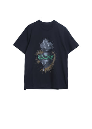 Load image into Gallery viewer, Short sleeve vintage print T-shirt