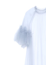 Load image into Gallery viewer, Pleated sleeves dress