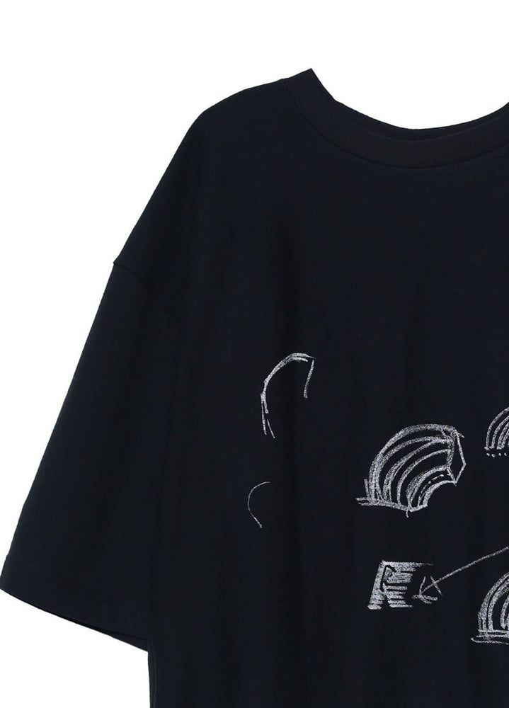 Load image into Gallery viewer, Printed Oversized T-shirt