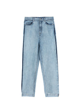 Load image into Gallery viewer, Wide leg denim jeans