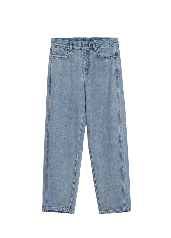 High Waisted casual Jeans