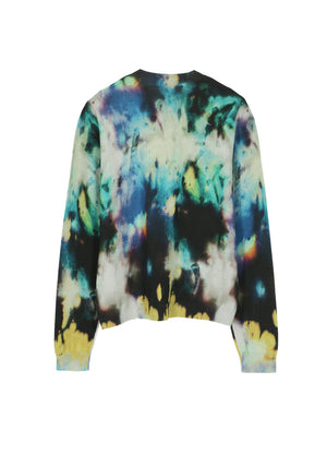 Load image into Gallery viewer, Animal Fur Print Pullover Sweater