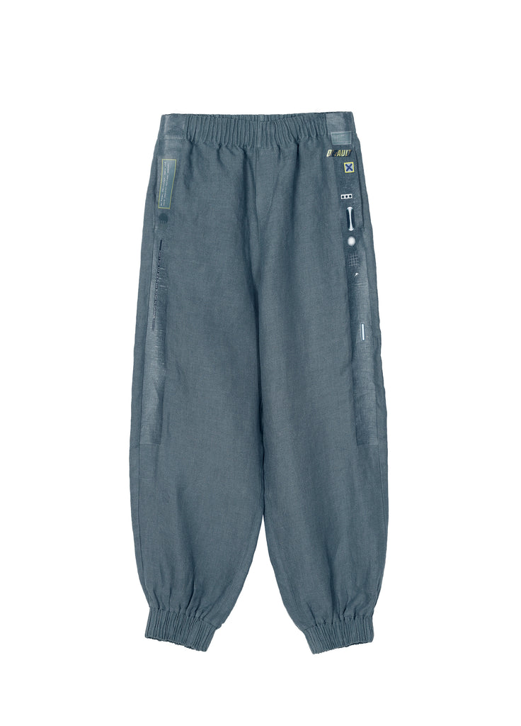 Flax sweat pants