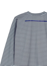 Load image into Gallery viewer, Striped pattern long-sleeve T shirt