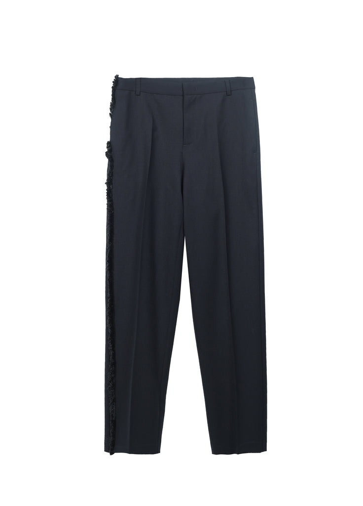 Long Pants With Side Design